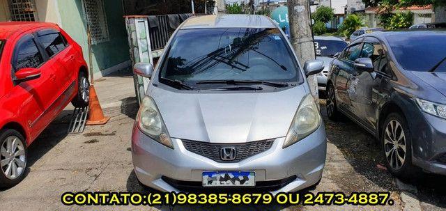 Honda Fit 1.5 Ex 2010 Flex/Gnv