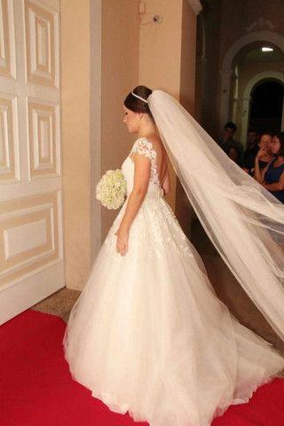 Vestido de Noiva Marie Lafayette - Foto 2