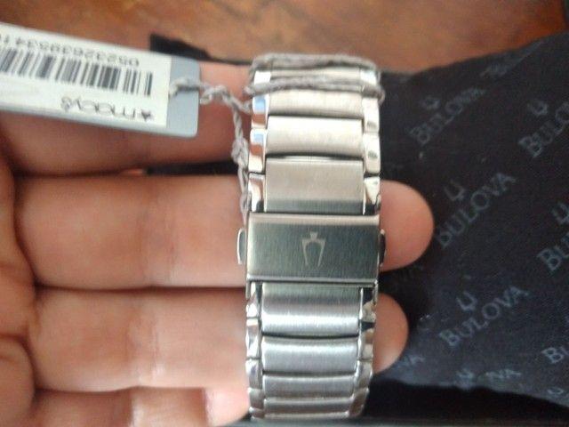 Relógio novo zerado Bulova 100% original  - Foto 4