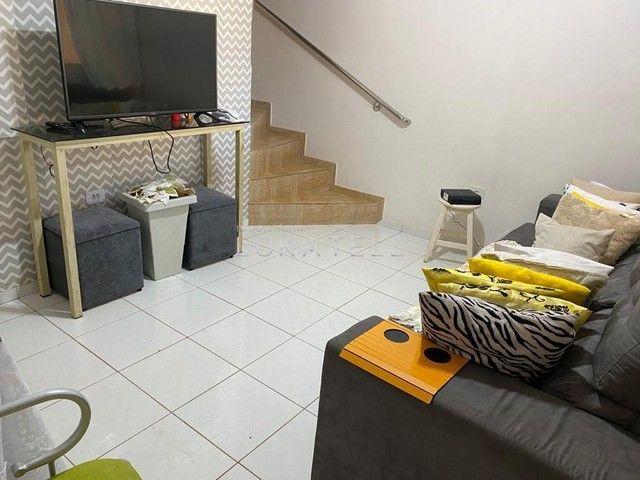 Sobrado mobiliado em condomínio fechado no Cancelli - Foto 5