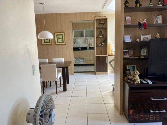 Apartamento Duplex com 2 dormitórios à venda, 79 m² por R$ 420.000,00 - Setor Oeste - Goiâ - Foto 4