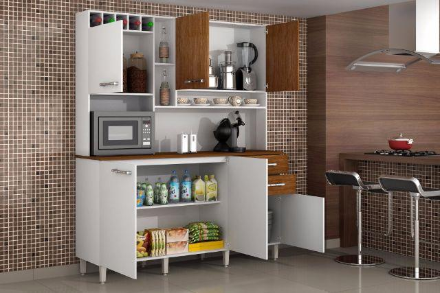 Preço De Armario De Cozinha Na Insinuante : Super kit?o top?zio lan?amento produto novo na caixa