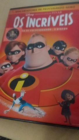 DVD: Os Incríveis
