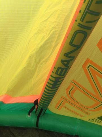 Kite Surf fone bandit 2017