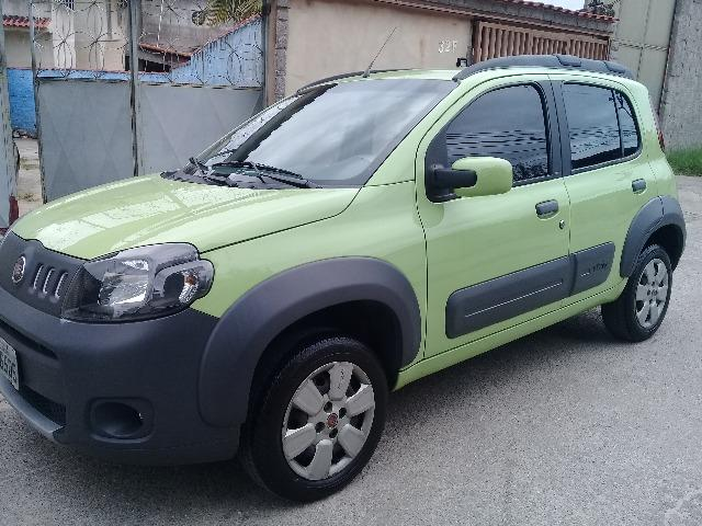 Fiat Uno way 1.0 completa com air-bag