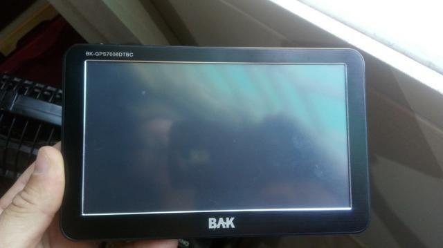 GPS Bak 7 polegadas (leia anuncio)