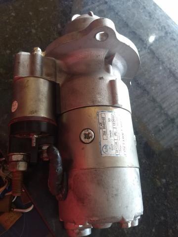 Motor de partida cargo vwc 12vts - Foto 4