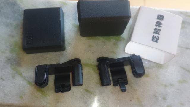Gatilhos para Jogos de Tiro R1 e L1 - Foto 3
