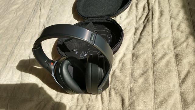 Fone De Ouvido Sony Wh-1000xm2 noise cancelling - Foto 3
