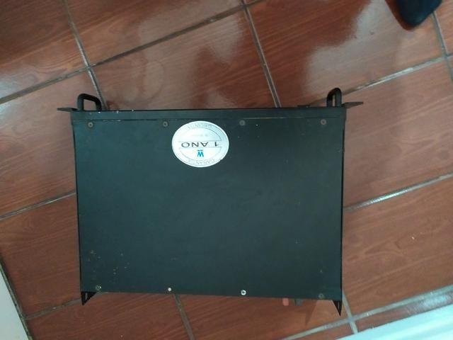Amplificador 400w rms - Foto 4