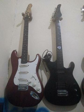 2 guitarras baratinho pra desapega  - Foto 2