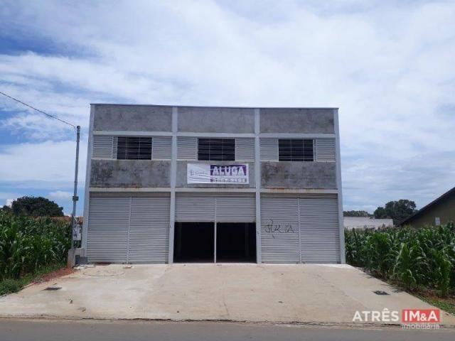 Galpão para alugar, 0 m² por r$ 4.500,00/mês - residencial center ville - goiânia/go - Foto 2