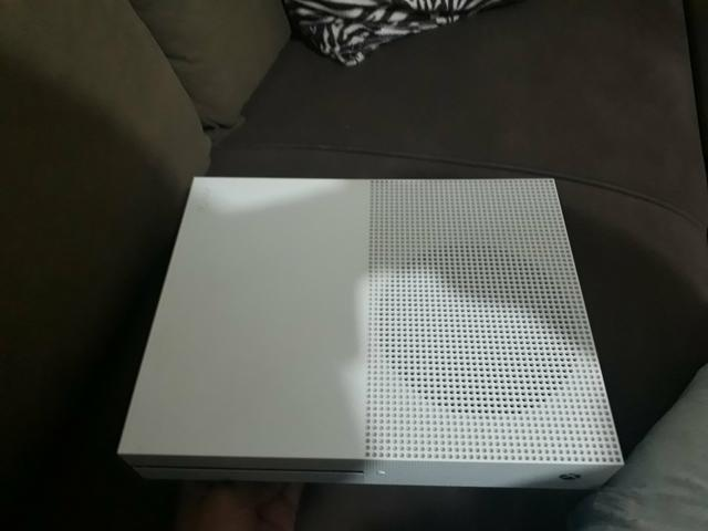 Xbox one S TROCO POR PS4 SLIM ou FAT - Foto 4
