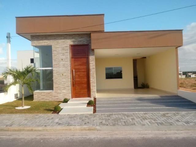 Belíssima Casa com 118m² Alto Padrão no Ecoville l