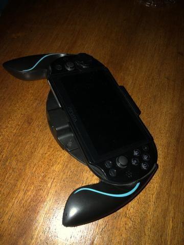 PS Vita - Debloqueado (aceito cartão) - Foto 4