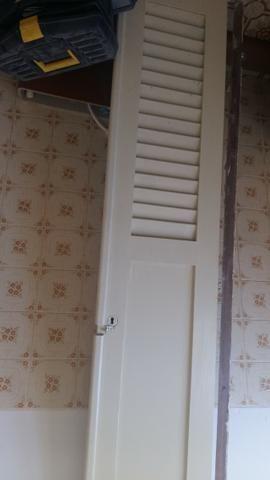 Portas de madeira usadas 80cm