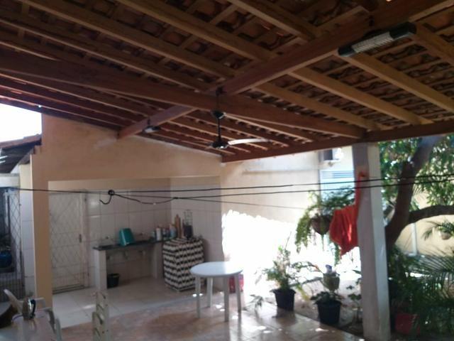 ROM/casa solta zona sudeste porcelanato 3quartos 3vagas aceita proposta - Foto 3