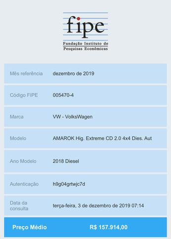 Amarok 2.0 highline extreme 4x4 cd 16v turbo intercooler diesel 4p automático - Foto 10