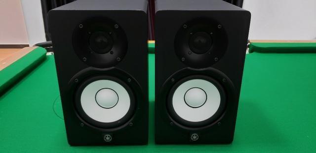 Par de Monitores de Referência Ativos Yamaha HS5