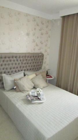 Apartamento 2/4 entrada parcelada em 72 x - 1 ano gratis de condominio - Pronto para Morar - Foto 7
