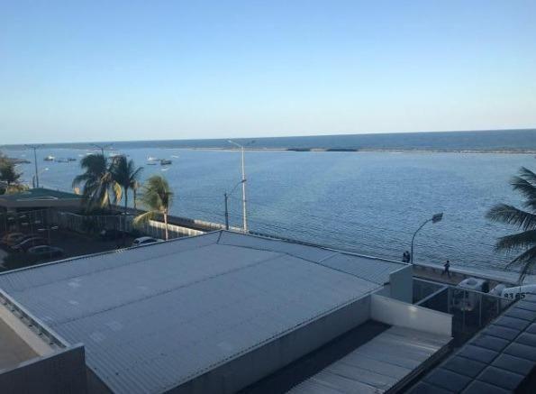 Lindo!! Flat a Beira mar de Casa Caiada com moveis planejados e 2 vagas de garagem - Foto 9