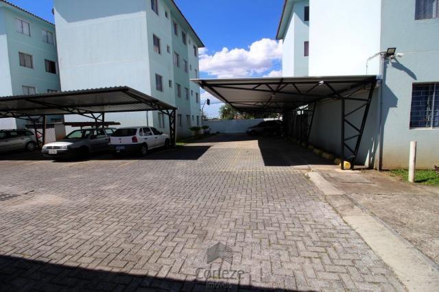Apartamento com 2 quartos no Sitio Cercado. - Foto 2