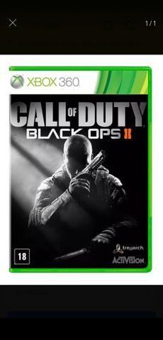Xbox 360 com jogo call of duty black ops 2 - Foto 2