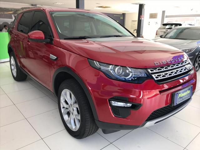 LAND ROVER DISCOVERY SPORT 2.0 16V TD4 TURBO DIESEL HSE 4P AUTOMÁTICO - Foto 3