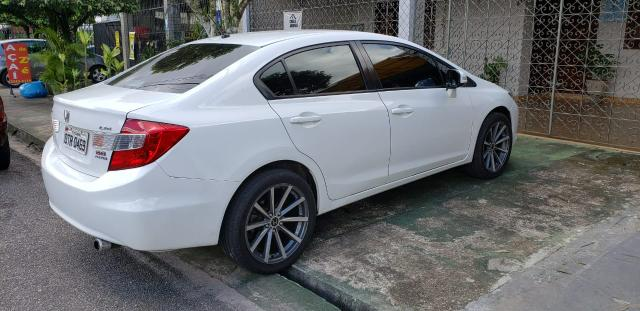 Honda civic 2014 LXR único dono