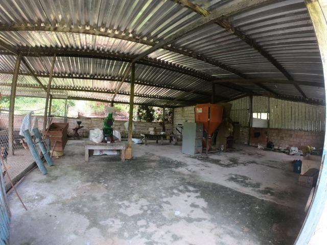 Fazenda Produtiva 1200 x 1100 com 20 tanques peixes em Rio Preto da Eva - Foto 16