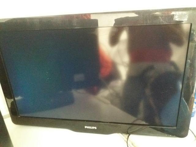 Vendo duas TVs philips 32 polegadas - Foto 3