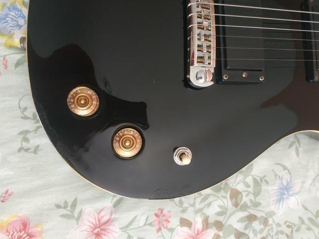 Guitarra Tagima PR-200 estilo PRS - Foto 5