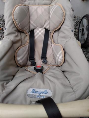Carrinho + bebê conforto - Foto 5
