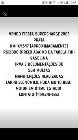 Fiesta Supercharge 2003 - Foto 7