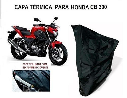 Capa Térmica Honda CB300