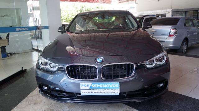 BMW 320i 2.0 SPORT 16V TURBO ACTIVE FLEX 4P AUTOMÁTICO - Foto 2