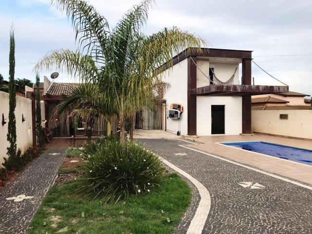 Colonia Agrícola Sucupira ch16 belíssima casa - Foto 2