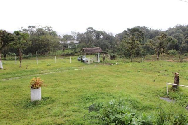 Chácara no Barro Branco em São José dos Pinhais