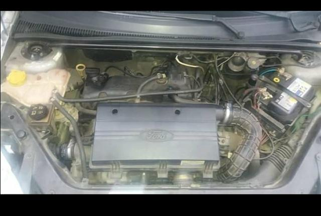 Fiesta Supercharge 2003 - Foto 4