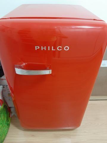 Frigobar retro vintage philco 110v