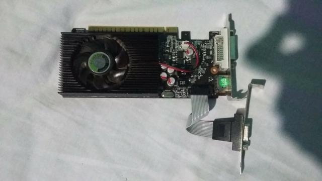 Placa de vídeo nvidia gt 730 2gb - Foto 2
