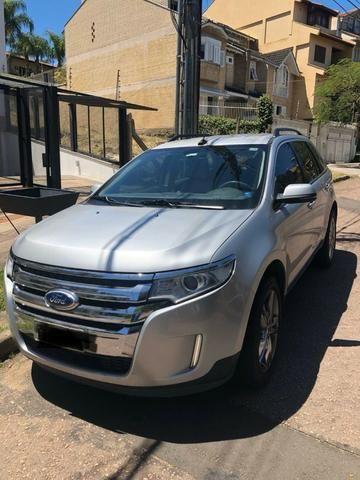 Ford Edge Limited com baixa quilometragem e top de linha - Foto 2