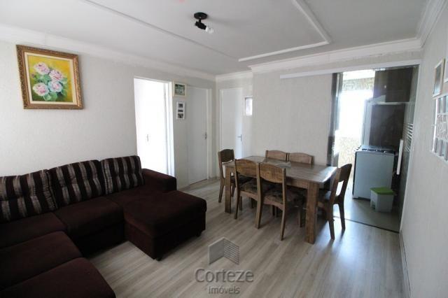 Apartamento mobiliado 2 quartos no Sítio Cercado - Foto 3