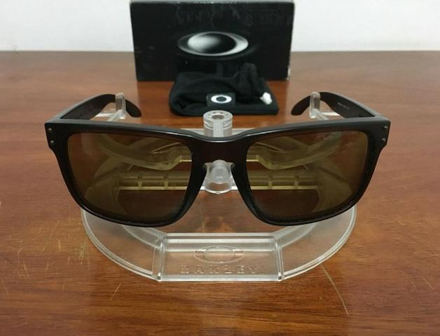 Óculos Oakley Holbrook Polarizado Novo na Caixa