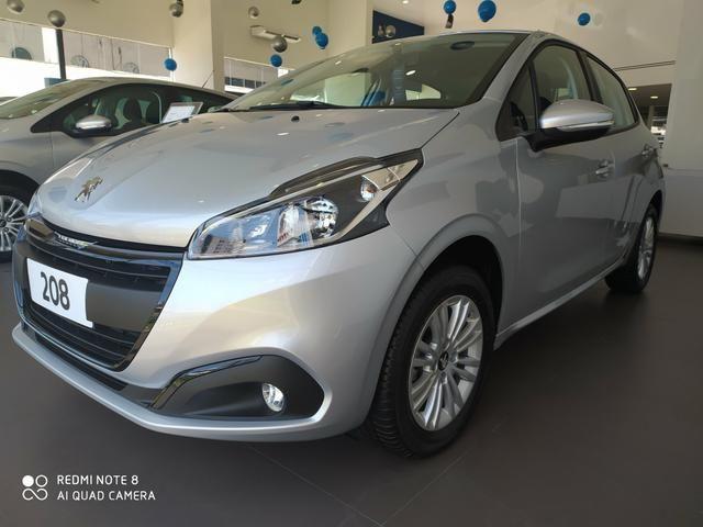 Peugeot 208 Active - Entrada + 30x R$749,00