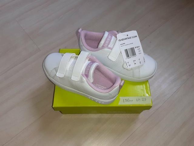 Tênis infantis Adidas Originais NOVOS - Foto 2