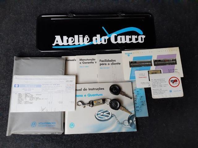 Santana CLi 1995 Completo - Apenas 23.000 km - Todo Original - Ateliê do Carro - Foto 19