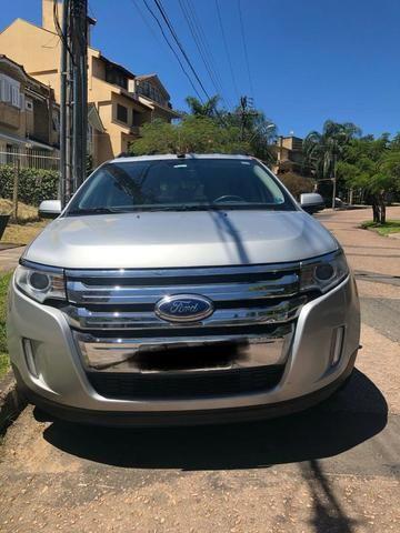 Ford Edge Limited com baixa quilometragem e top de linha - Foto 3