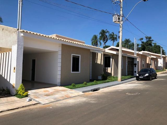 Casa cond fechado com lazer completo nova , 3 qts 2 vagas porcelanato - Foto 9