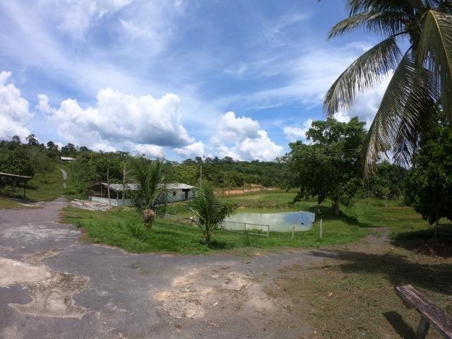Fazenda Produtiva 1200 x 1100 com 20 tanques peixes em Rio Preto da Eva - Foto 20